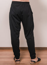 CARMELS  COTTON/SPANDEX PANTS
