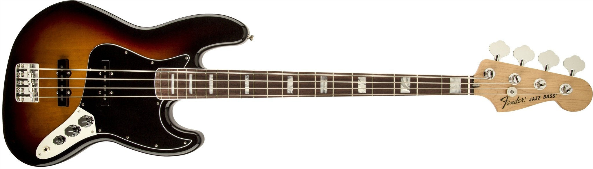 Fender Classic '70s Jazz Bass - Somerset Music