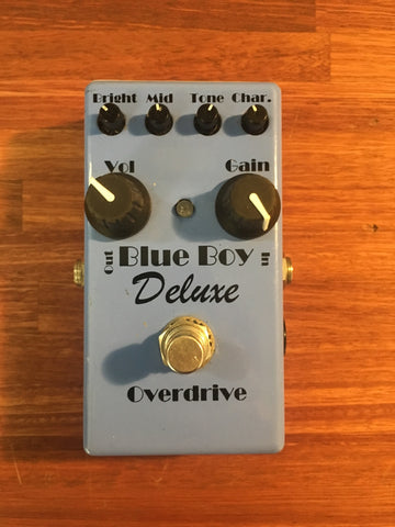 MI Audio Blue Boy Deluxe Overdrive (Used)