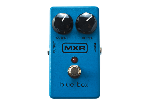 MXR Blue Box Octave Fuzz - Somerset Music