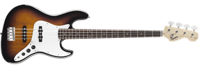 Squier Affinity Jazz Bass Rosewood - Somerset Music