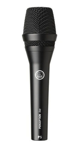 AKG P5 Dynamic Vocal Microphone - Somerset Music