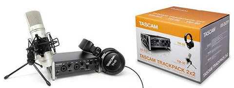 Tascam Home Recording Package