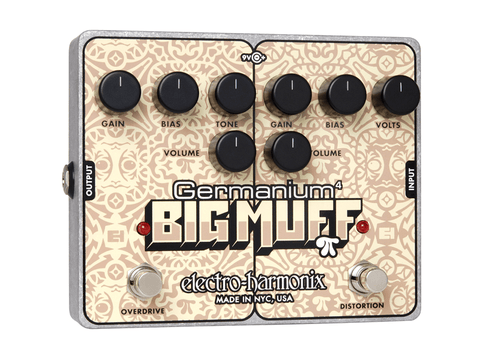 Electro-Harmonix Germanium 4 Big Muff Pi - Somerset Music