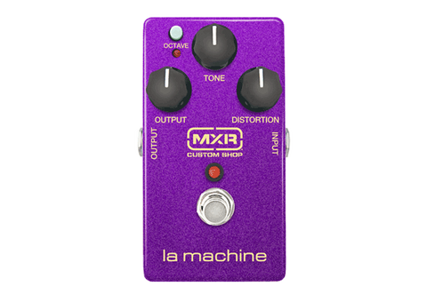 MXR CustomShop LA Machine Fuzz - Somerset Music