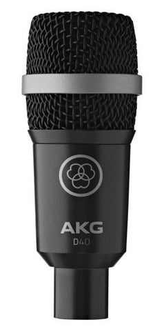 AKG D40 Instrument Microphone