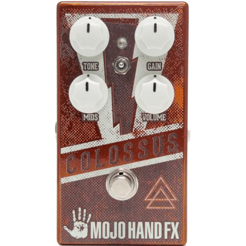 Mojo Hand Colossus Fuzz - Somerset Music