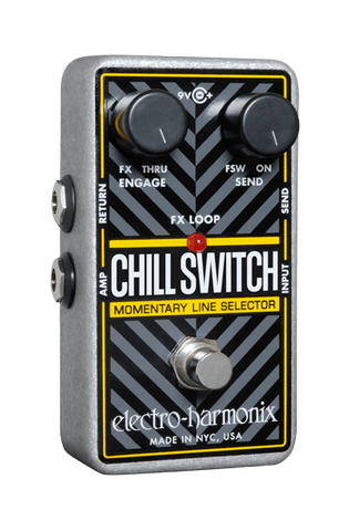 Electro-Harmonix Chill Switch Momentary Line Selector - Somerset Music