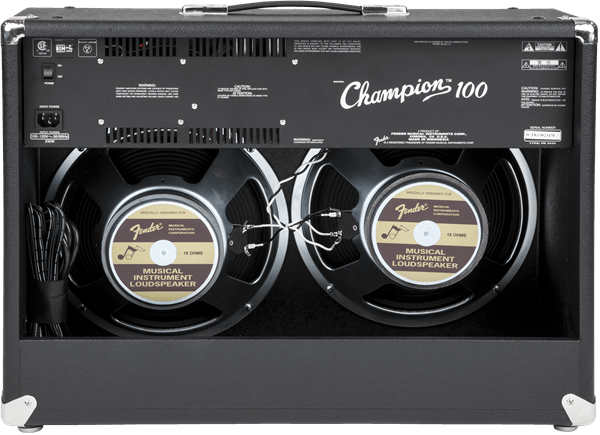 Fender Champion 100 Combo - Somerset Music