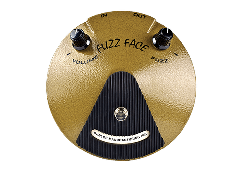 Dunlop Eric Johnson Signature Fuzz Face - Somerset Music