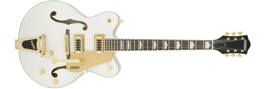 Gretsch 5422TG Electromatic Hollow Body Double-Cut with Bigsby and Gold Hardware - Somerset Music