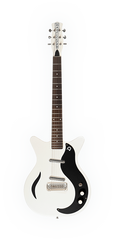 Danelectro '59 Spruce NOS White Pearl