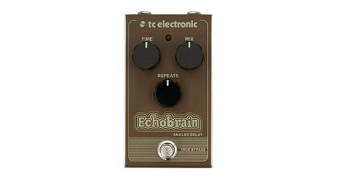 TC Electronic Echobrain Analog Delay - Somerset Music