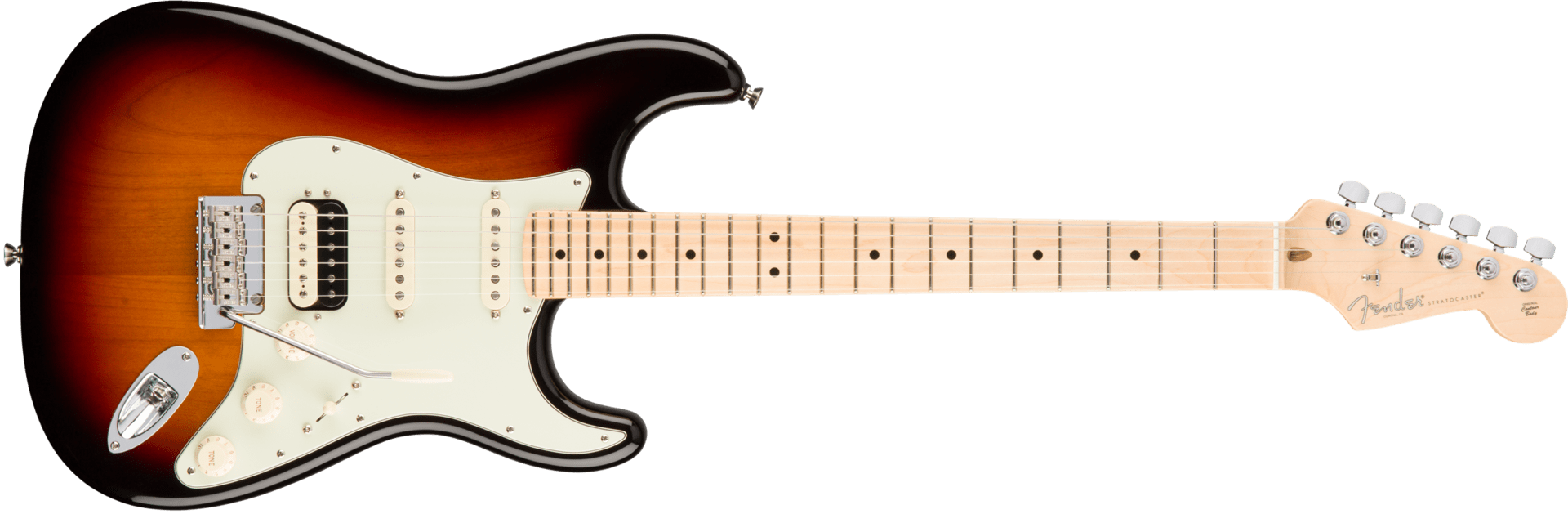 Fender American Professional Stratocaster HSS Shawbucker Maple - Somerset Music