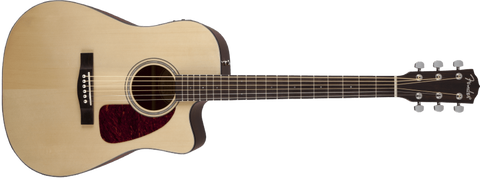 Fender CD140SCE Acoustic Guitar - Somerset Music