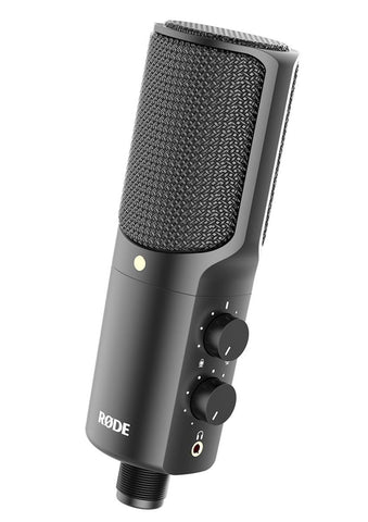 Rode NT-USB Studio Quality USB Microphone - Somerset Music