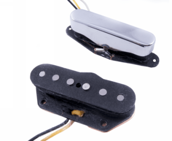 Fender® Custom Shop Texas Special Telecaster pickup set - Somerset Music
