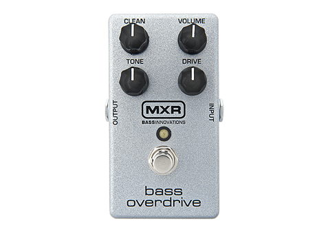MXR Bass Overdrive - Somerset Music