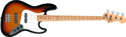 Fender Standard Jazz Bass Maple - Somerset Music
