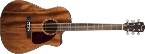 Fender CD-140SCE (All Mahogany) - Somerset Music