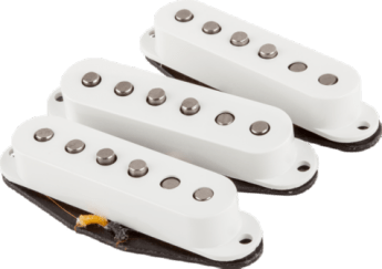 Fender® Custom Shop Fat '50s Stratocaster Pickup Set - Somerset Music