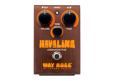 Way Huge Havalina Germanium Fuzz - Somerset Music