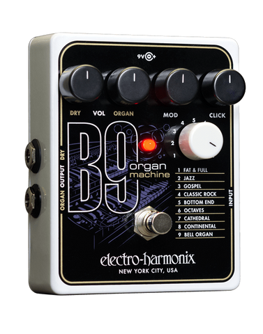 Electro-Harmonix B9 Organ Machine - Somerset Music