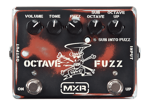 MXR Slash Octave Fuzz - Somerset Music