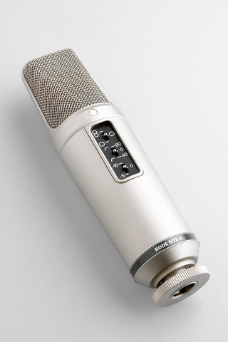 "Rode NT2A Multi Pattern 1"" Dual Condenser Microphone - Somerset Music"