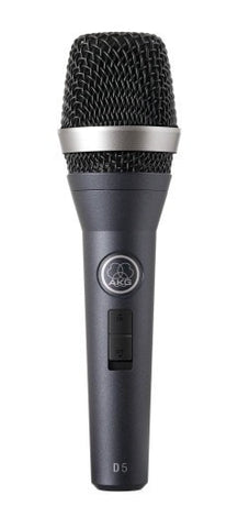 AKG D5S Dynamic Vocal Microphone - Somerset Music