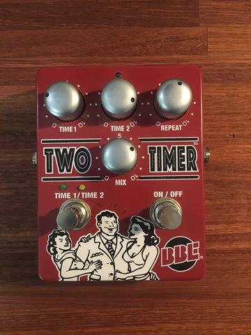 BBE Two-Timer Delay (Used)