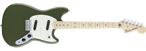 Fender Mustang MN - Somerset Music
