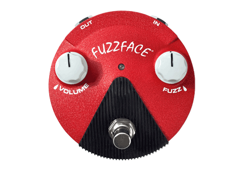 Dunlop Band of Gypsy's Fuzz Face Mini - Somerset Music