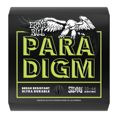 Ernie Ball Paradigm Slinky Electric Guitar Strings - Somerset Music