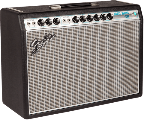Fender '68 Custom Deluxe Reverb 22 Watt Combo - Somerset Music