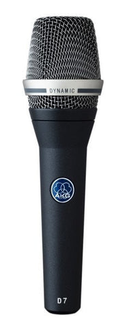 AKG D7 Reference Dynamic Vocal Microphone - Somerset Music