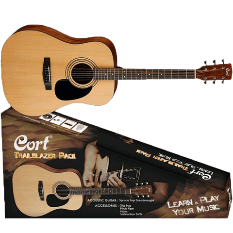 Cort CAP810 Trailblazer Starter Pack - Somerset Music