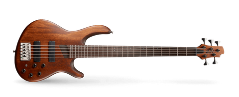 Cort Artisan B5 Bass Open Pore Mahogany - Somerset Music