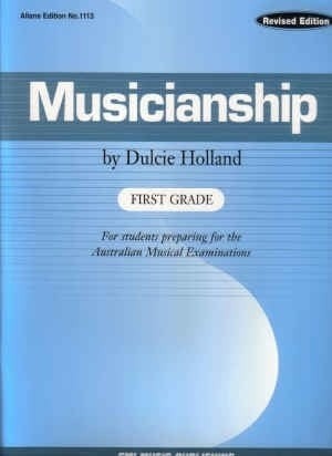 Holland - Musicianship Gr 1 - Somerset Music