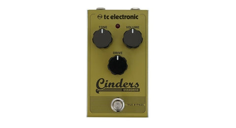 TC Electronic Cinders Overdrive - Somerset Music