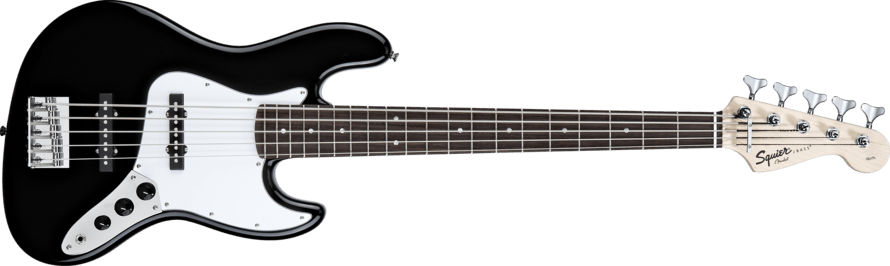 Squier Affinity Jazz Bass V - Somerset Music