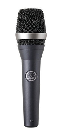 AKG D5 Dynamic Vocal Microphone - Somerset Music