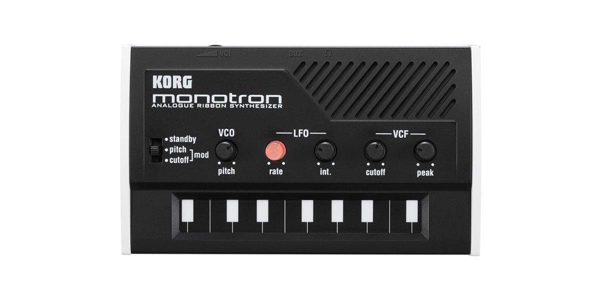 Korg Monotron Analogue Ribbon Synthesizer - Somerset Music