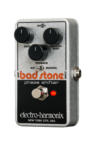 Electro-Harmonix Bad Stone Phase Shifter - Somerset Music