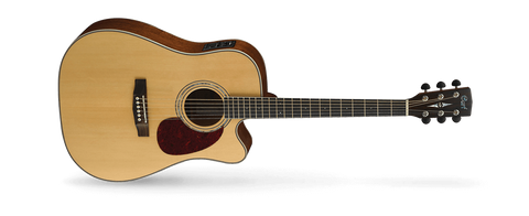 Cort MR710F Dreadnought Cutaway w/ pickup - Somerset Music