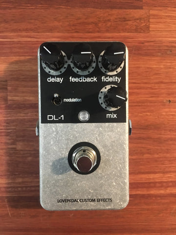 Lovepedal DL1 Digital Delay (Used)