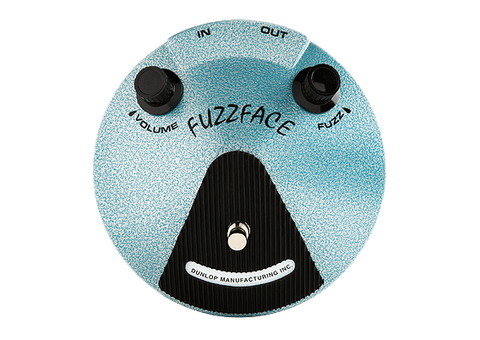 Dunlop Jimi Hendrix Fuzz Face Distortion - Somerset Music