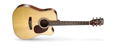 Cort MR600F Acoustic Electric w/ Cutaway - Somerset Music