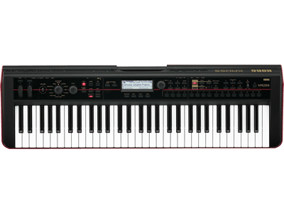 Korg Kross 61 Note Synth - Somerset Music