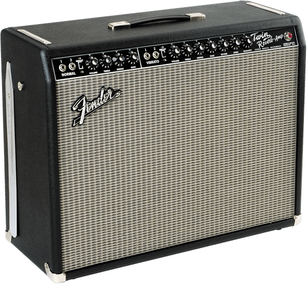 Fender '65 Twin Reverb 85 Watt Combo - Somerset Music